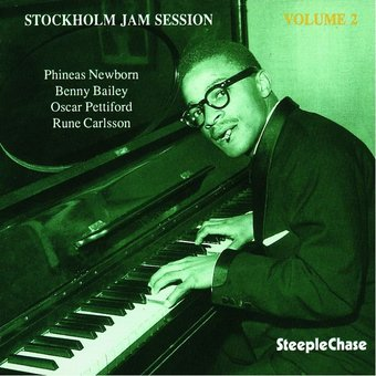 Stockholm Jam Session, Volume 2 (Live)