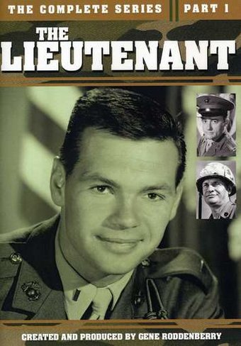 The Lieutenant - Complete Series, Part 1 (4-Disc)