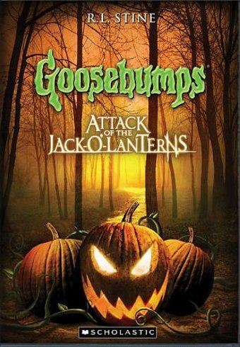 Goosebumps - Attack of the Jack-O-Lanterns