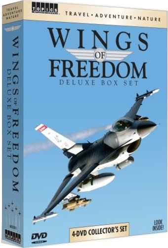 Wings of Freedom (4-DVD Deluxe Box Set)