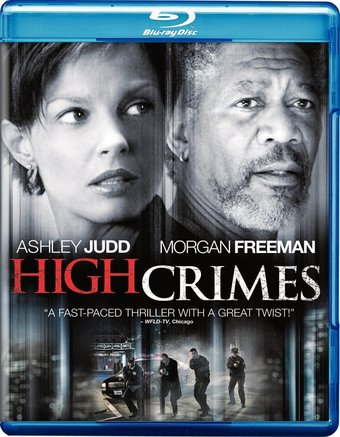 High Crimes (Blu-ray)