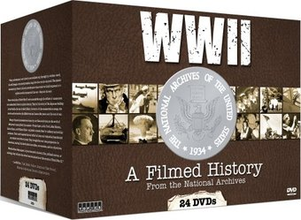 WWII - A Filmed History