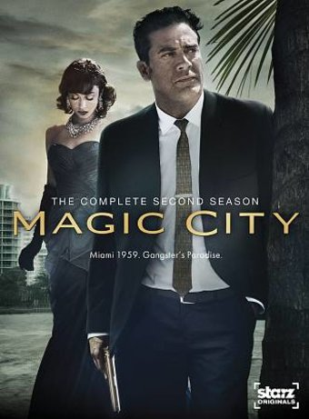Magic City - Complete Season 2 (3-DVD)