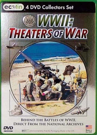 Theaters Of War (4-DVD)