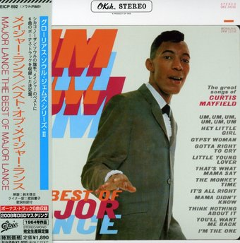 Best of Major Lance (Mini Lp Sleeve)