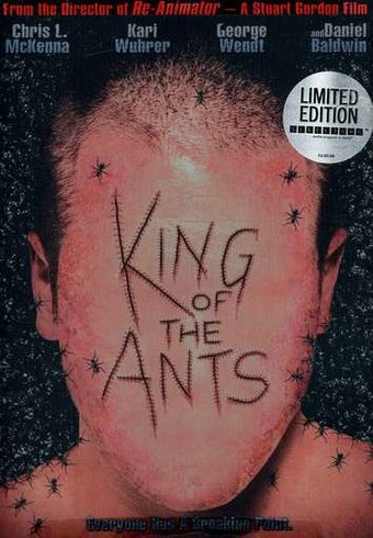 King of the Ants (Steelbook Packaging)