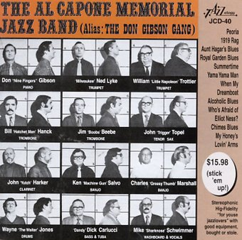 The Al Capone Memorial Jazz Band (Alias: The Don