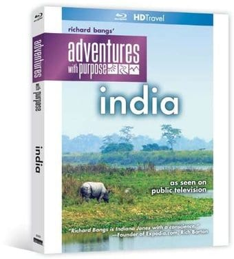 Richard Bangs' Adventures with Purpose: India -