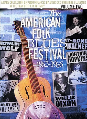 American Folk Blues Festival 1962-1966, Volume 2