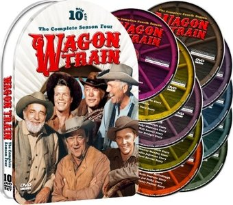 Wagon Train - Complete 4th Season [Tin Case]