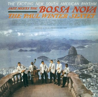 Jazz Meets The Bossa Nova (Blu-Spec CD)