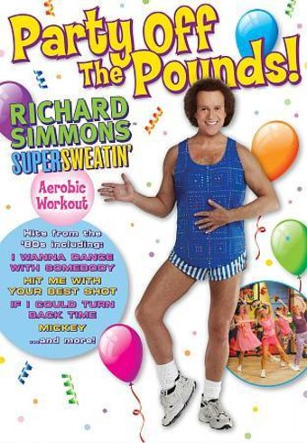 Richard Simmons - Supersweatin': Party Off the