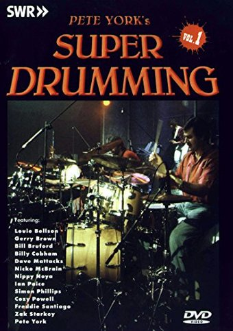 Super Drumming, Volume 1