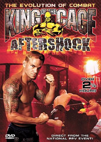 King of The Cage - Aftershock