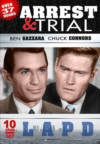 Arrest & Trial - Complete Series (10-DVD)