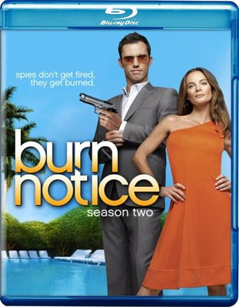 Burn Notice - Season 2 (Blu-ray)