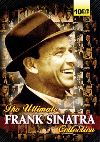 The Ultimate Frank Sinatra Collection 10 Dvd 2008