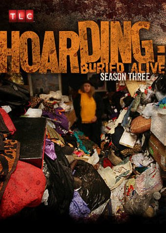 Hoarding: Buried Alive - Season 3 (2-DVD)