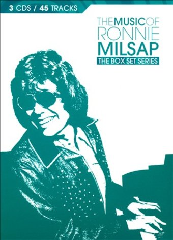 The Music of Ronnie Milsap (3-CD Box Set)