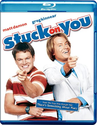 Stuck on You (Blu-ray)
