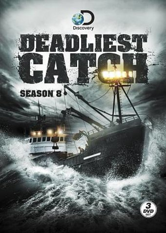 Deadliest Catch - Season 8 (4-DVD)