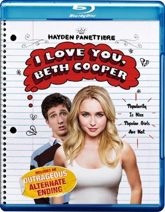 I Love You, Beth Cooper (Blu-ray)