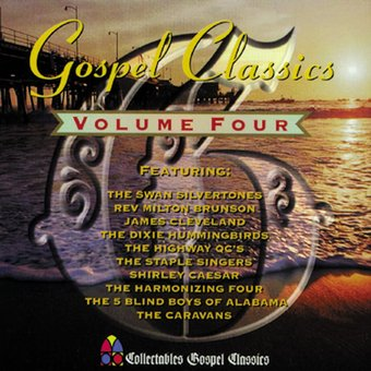 Collectables Gospel Classics, Volume 4 (Limited)