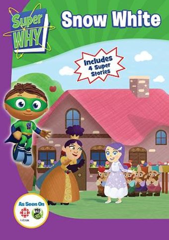 Super Why: Snow White