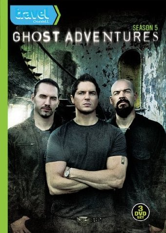 Ghost Adventures - Season 5 (3-DVD)