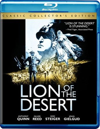 Maurice Jarre - Lion Of The Desert (Original Music From The Film)