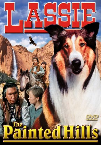 "Lassie: The Painted Hills - 11"" x 17"" Poster"