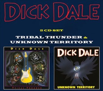 Tribal Thunder / Unknown Territory (2-CD)