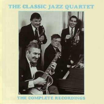 The Classic Jazz Quartet (2-CD)