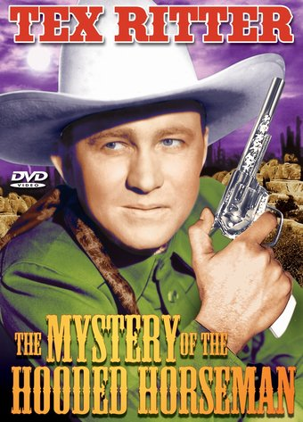 "Mystery of The Hooded Horseman - 11"" x 17"" Poster"
