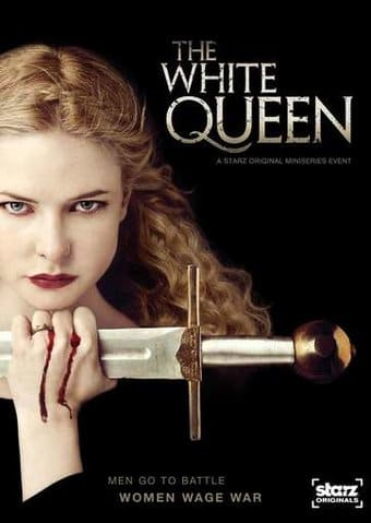 The White Queen - Complete Miniseries (3-DVD)