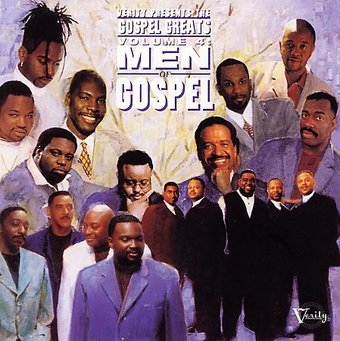 Verity Presents the Gospel Greats, Volume 4: Men