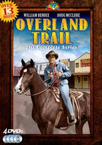 Overland Trail - Complete Series (4-DVD)
