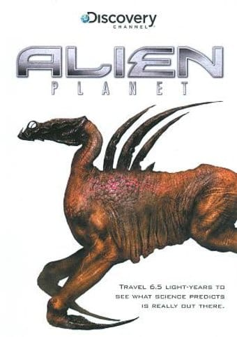 Discovery Channel - Alien Planet