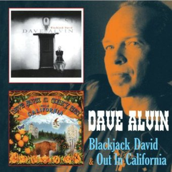 Blackjack David / Out In California (2-CD)