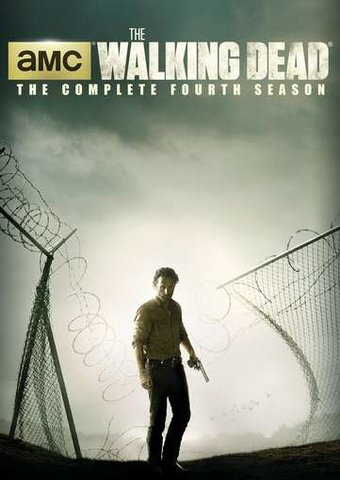 Complete 4th Season (5-DVD)