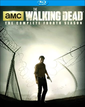The Walking Dead - Complete 4th Season (Blu-ray)