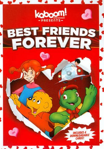 kaboom!: Best Friends Forever