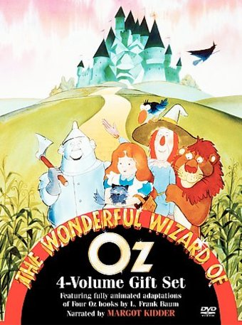 Wizard of Oz Animation Collection