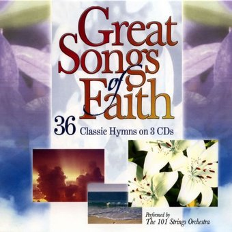 Great Songs of Faith (3-CD Box Set)