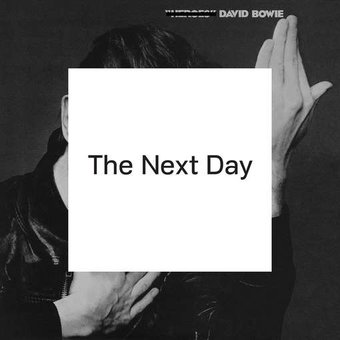 The Next Day (2-LPs - 180GV + CD)