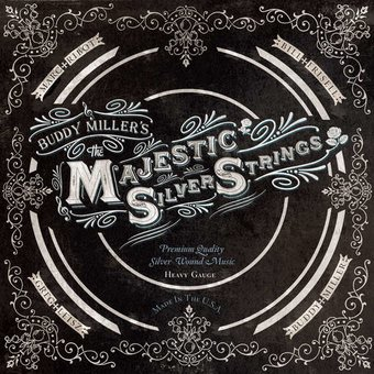 The Majestic Silver Strings (2-CD)