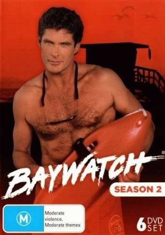 Baywatch - Season 2 [Import] (6-DVD) (1991) - Television ...