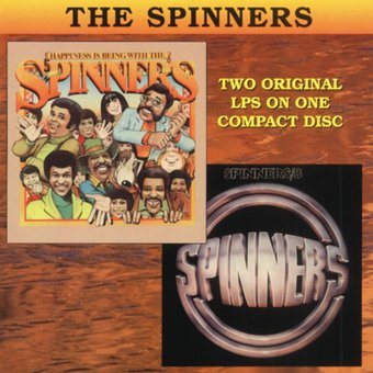 Happiness Is Being With The Spinners / Spinners 8