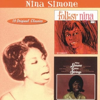 Folksy Nina / Nina Simone With Strings