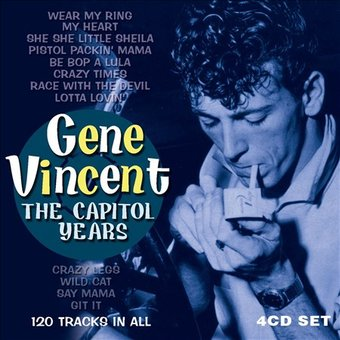 The Capitol Years (4-CD)